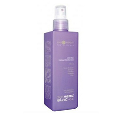 Фото Hair Company Head Wind No Frizzy Liss Milk Thermoprotector - Разглаживающее термозащитное молочко 250 мл