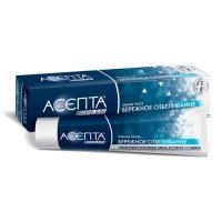Купить Асепта - Паста зубная плюс, Бережное отбеливание, 75 мл