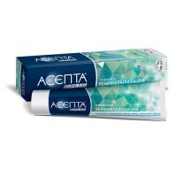Купить Асепта - Паста зубная Плюс Реминерализация, 75 мл
