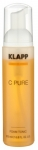 Фото Klapp C Pure Foam Tonic - Тоник-пенка ароматом апельсина, 200 мл