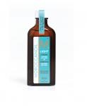Фото Moroccanoil Light Treatment For Blond or Fine Hair - Масло восстанавливающее для тонких светлых волос, 200 мл