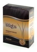 Aasha Herbals - Краска травяная для волос, Черный, 60 мл