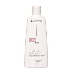 Selective On Care Tech Сurl Lock Shampoo - Тонизирующий шампунь для вьющихся волос 250 мл