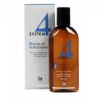Sim Sensitive System 4 Therapeutic Climbazole Shampoo 4 - Терапевтический шампунь № 4 для раздраженной кожи головы, 500 мл