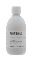 Купить Nook Beauty Family Organic Hair Care Biancospino & Aloe Vera Shampoo - Шампунь ежедневный, 300 мл