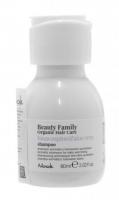 Купить Nook Beauty Family Organic Hair Care Shampoo Basilico & Mandorla - Шампунь ежедневный, 60 мл