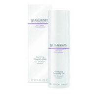 Купить Janssen Oily Skin Clarifying Cleansing Gel - Очищающий гель 200 мл, Janssen Cosmetics
