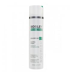Фото Bosley Воs Defense step 1 Nourishing Shampoo - Шампунь питательный для нормальных и тонких неокрашенных волос, 300 мл