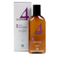 Купить Sim Sensitive System 4 Therapeutic Climbazole Shampoo 3 - Терапевтический шампунь № 3 для профилактического применения для всех типов волос 500 мл