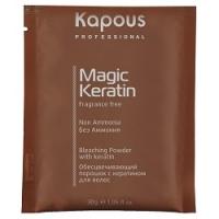 Купить Kapous - Пудра осветляющая в микрогранулах без аммиака 30 мл, Kapous Professional