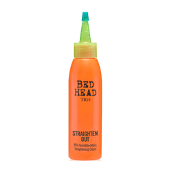 TIGI Bed Head Straighten Out - Термоактивный разглаживающий крем 120 мл