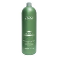 Kapous ActiOx - Кремообразный окислитель с экстрактом женьшеня и рисовыми протеинами 12%, 1000 мл<br>
