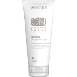Selective On Care Nutrition Repair Deep Treatment - Средство глубокого восстановления поврежденных волос 200 мл