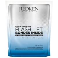 Redken Flash Lift Bonder Inside - Осветляющая пудра, 500 г фото
