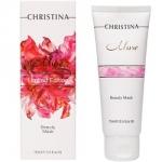Christina Muse Beauty Mask - Маска красоты с экстрактом розы, 75 мл