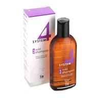 Купить Sim Sensitive System 4 Therapeutic Climbazole Shampoo 3 - Терапевтический шампунь № 3 для профилактического применения для всех типов волос 215 мл