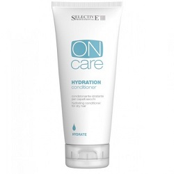 Selective On Care Nutrition Hydration Conditioner - Увлажняющий кондиционер для сухих волос 200 мл