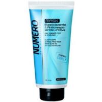 Brelil Numero Elasticizing & Freeze-Free - Маска с оливковым маслом для вьющихся и волнистых волос, 300 мл