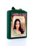 Фото Aasha Herbals - Краска аюрведическая для волос, Горький шоколад, 100 мл