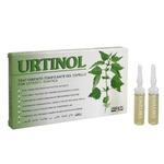 Фото Dikson Urtinol - Тонизирующее противосеборейное ампульное средство с экстрактом крапивы для жирной кожи головы 10*10 мл