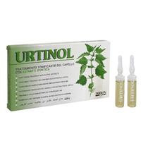 Купить Dikson Urtinol - Тонизирующее противосеборейное ампульное средство с экстрактом крапивы для жирной кожи головы 10*10 мл