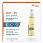 Фото Ducray Neoptide Lotion - Лосьон от выпадения волос, 3*30 мл