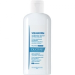 Фото Ducray Squanorm Shampoo - Шампунь от жирной перхоти, 200 мл