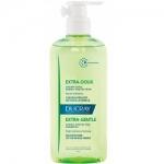 Фото Ducray Extra-doux Shampooing dermo-protecteur - Шампунь защитный, для частого применения без парабенов, 400 мл