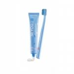 """Фото Curaprox - Набор: зубная паста """"Мечтатель"""" со вкусом ежевика-лакрица, 90 мл + ультрамягкая  зубная щетка, 1 шт"""
