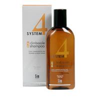 Купить Sim Sensitive System 4 Therapeutic Climbazole Shampoo 2 - Терапевтический шампунь № 2 для сухих поврежденных и окрашенных волос 500 мл