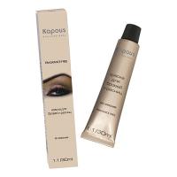 Купить Kapous - Краска для бровей и ресниц (коричневый) 30 мл, Kapous Professional