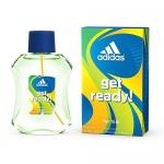Фото Adidas Get Ready - Туалетная вода для мужчин, 100 мл