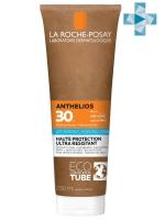 Купить La Roche-Posay Anthelios - Увлажняющее молочко для лица и тела SPF30 в новой эко-тубе, 250 мл, La Roche Posay