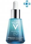 Фото Vichy Mineral 89 Probiotic Fractions - Укрепляющая и восстанавливающая сыворотка-концентрат, 30 мл