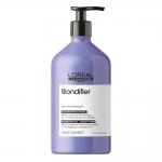 Фото Loreal Professionnel Blondifier Gloss - Кондиционер для осветленных и мелированных волос, 750 мл