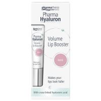 Pharma Hyaluron Lip Booste - Бальзам для объема губ, розовый, 7 мл