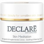 Declare Skin Meditation Soothing and Balancing Cream - Успокаивающий, восстанавливающий крем, 50 мл