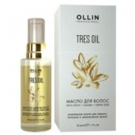 Фото Ollin Tres Hair Oil - Масло для волос, 50 мл.