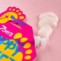 7 Days - Пилинг-скатка для ног MIRACLE FEET c Грейпфрутом, 25 гр