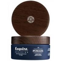 Esquire Grooming Men The Pomade - Помада мужская, средняя фиксация легкий блеск, 85 гр