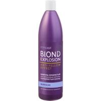 Купить Concept Silver Shampoo For Light Blond And Blonded Hair - Шампунь серебристый для светлых оттенков, 1000 мл
