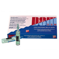 Купить Dikson Dsm - Ухаживающая и увлажняющая сыворотка с протеинами шелка для чувствительной кожи головы 10*10 мл