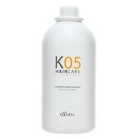 Kaaral К05 Sebum Balancing Intense Treatment - Шампунь для восстановления баланса секреции сальных желез, 1000 мл