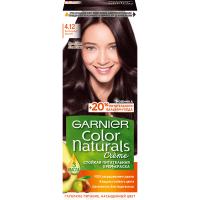 Garnier Color naturals - Краска для волос 4.12 Холодный шатен, 60 мл
