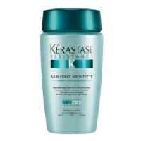 Купить Kerastase Resistance Bain Force Architecte - Шампунь-ванна укрепляющий для сильно поврежденных волос, 250 мл