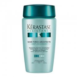Фото Kerastase Resistance Bain Force Architecte - Шампунь-ванна укрепляющий для сильно поврежденных волос, 250 мл