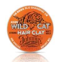 Johnny's Chop Shop Hair Clay - Глина для устойчивой фиксации волос, 70 гр