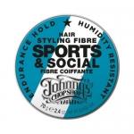 Фото Johnny's Chop Shop Styling Fibre - Файбер для стайлинга волос, 70 гр