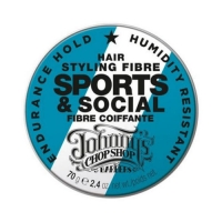 Johnny's Chop Shop Styling Fibre - Файбер для стайлинга волос, 70 гр