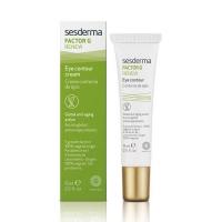 Sesderma Factor G Renew Eye Contour Cream - Крем для зоны вокруг глаз, 15 мл